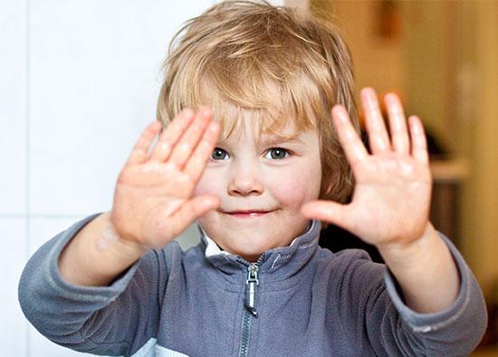 Fingerspiele und Kinderreime