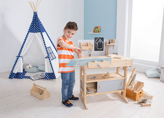 nostalgie im kinderzimmer die vorteile von holzspielsachenhowa blog. Black Bedroom Furniture Sets. Home Design Ideas