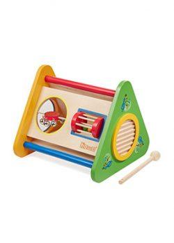 Holz Motorikspielzeug Musicbox