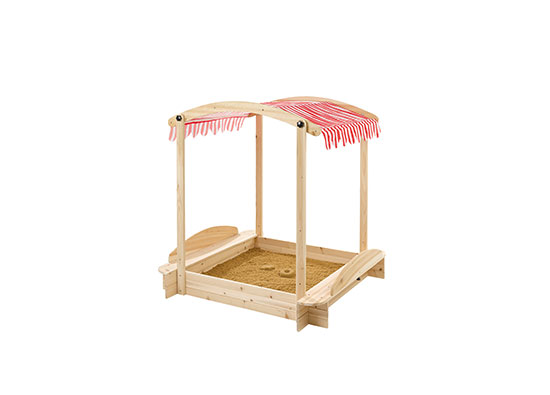 howa Sandkasten aus Holz