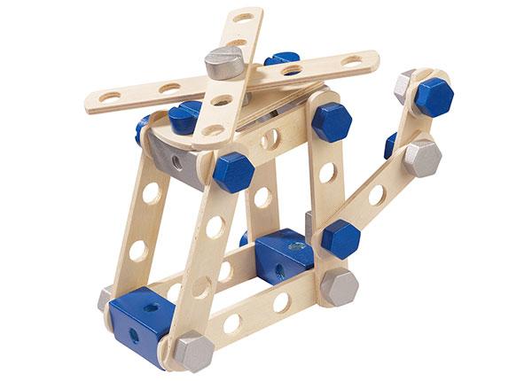 Holzspielsachen von howa fördern die Kreativität