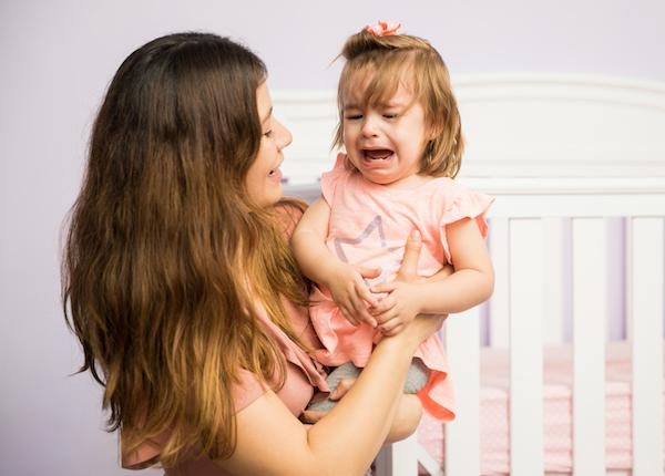 Kind Trotzphase schreit Tipps