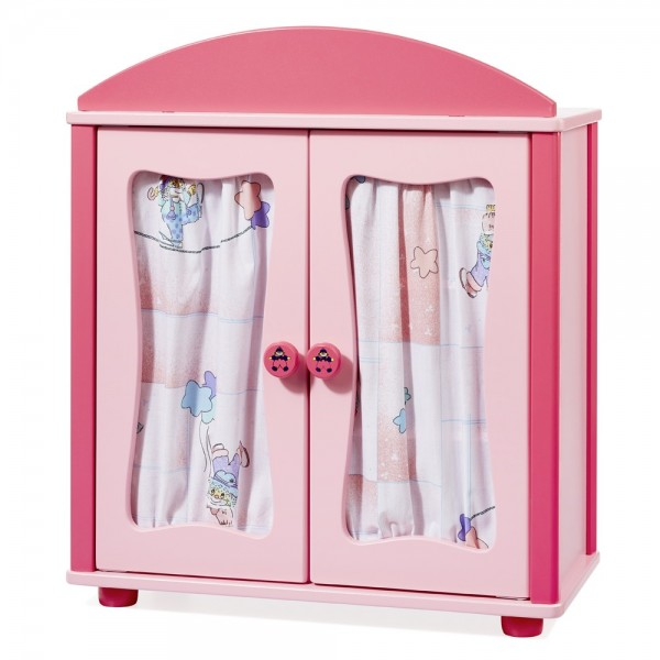 "Puppenschrank ""Loverly Clown"" rosa 2611"