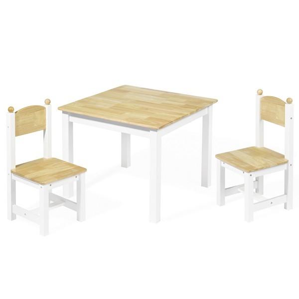 Kindersitzgruppe Massivholz 5860