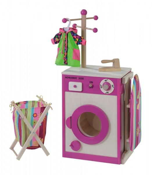 Wäschecenter natur/pink 4814