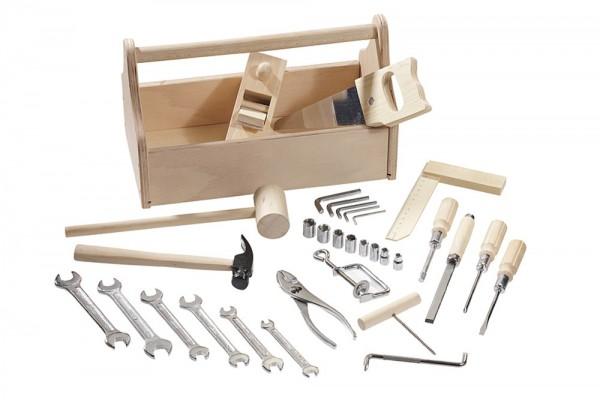 Werkzeugkiste mit Werkzeug 4901