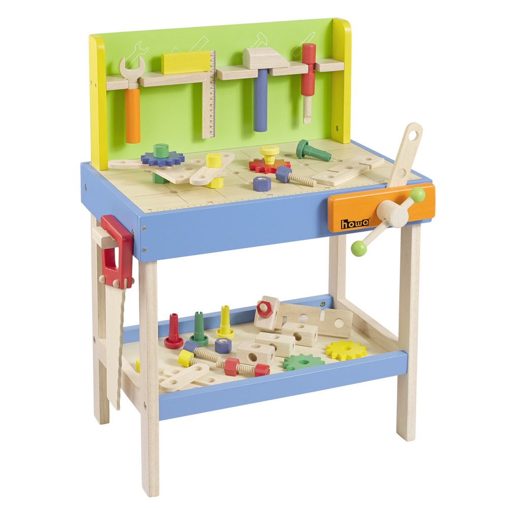 howa etabli pour enfant en bois howa spielwaren. Black Bedroom Furniture Sets. Home Design Ideas