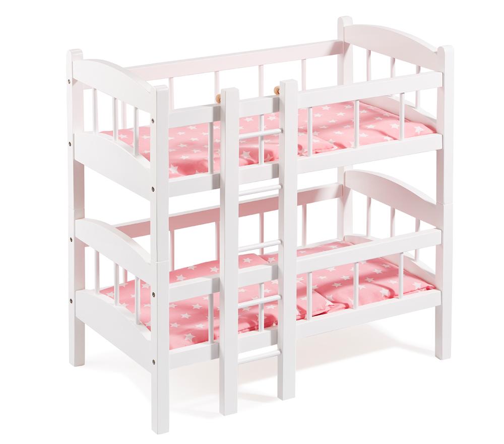 howa puppen etagenbett aus holz howa spielwaren. Black Bedroom Furniture Sets. Home Design Ideas